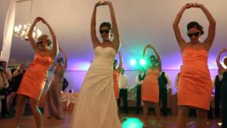 Best First Dance Flash Mob!!! Goodman Wedding 5.4.2013
