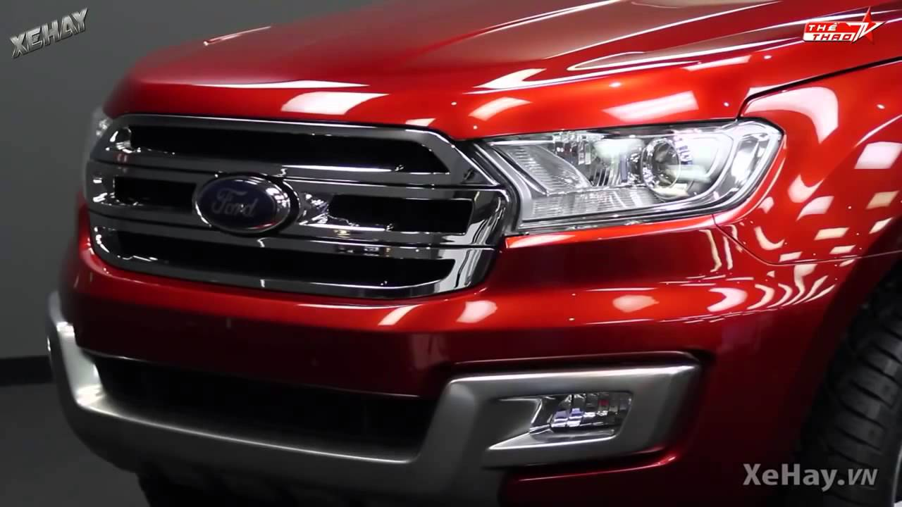 C n c nh ford everest 2015 concept city ford tp h ch minh youtube