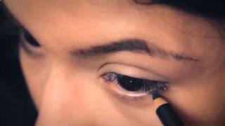 Вечерний макияж Уроки макияжа Как сделать красивый макияж