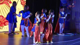 HOPE Qatar : 13th Annual Day 2019 : Puppet Dance