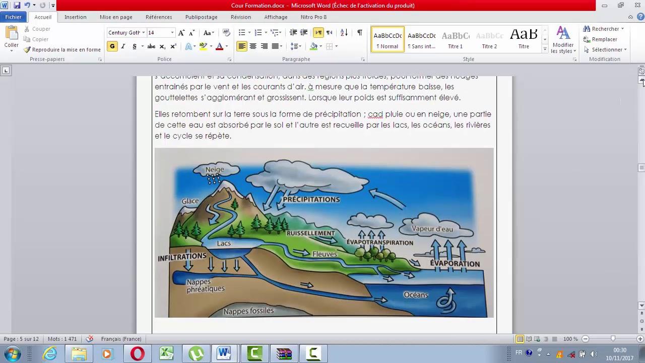 Formation Hydrologie Hydraulique et Assainissement 02