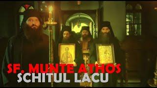 Priveghere pentru oprirea epidemiei aducătoare de moarte/ Sf Munte Athos - Schitul Lacu (27.03.2020)