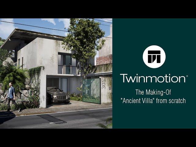 Twinmotion Gia Nhập Unreal Engine Suit Giúp Chuyên Nghiệp Hóa 3D