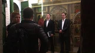 Вокал в Соборе Василия Блаженного