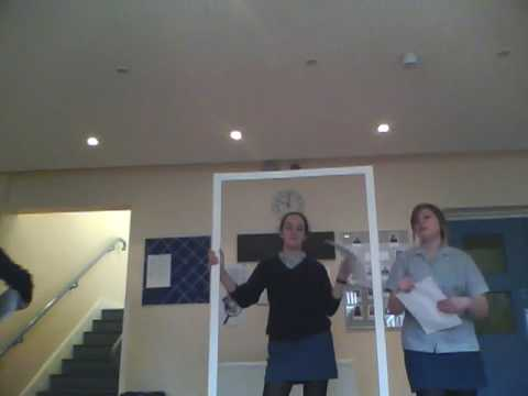 """Devised Rehearsal Diary """"Time"""" L5 2"""