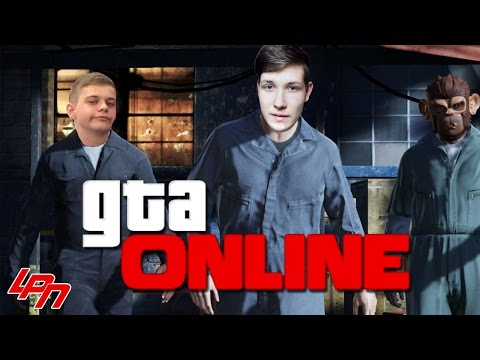 GTA ONLINE Part 1 - Chaoten in Los Santos (PC) / Lets Play Grand Theft Auto Online