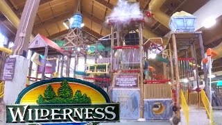 Wilderness Resort Tour Wisconsin Dells Water Parks and Theme park