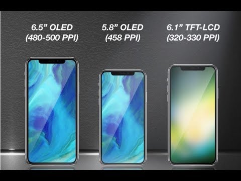super popular 5b0e3 2df69 Apple Launching 6.5-Inch iPhone X Plus