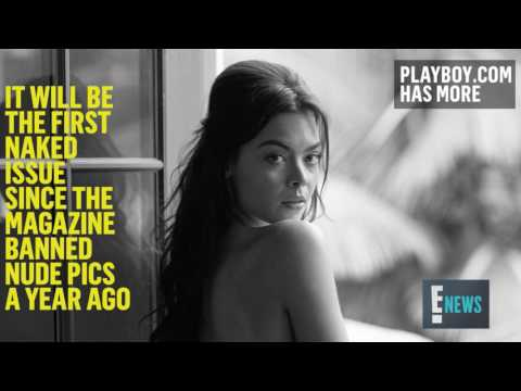 Harry Potter Actress Scarlett Byrne Strips Naked for Playboy