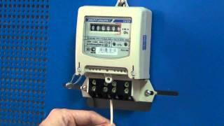 Установка и подключение электросчетчика СЕ101 S6 - Энергомера(, 2013-11-06T12:44:44.000Z)