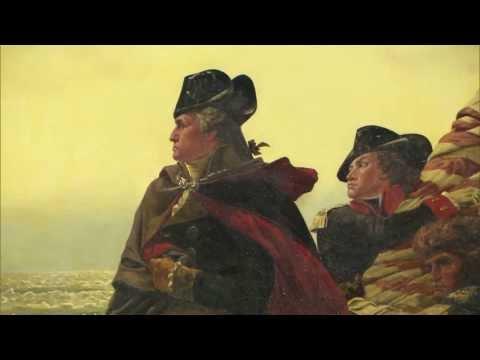 Painting Of Washington Celebrated