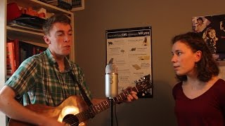 age of worry john mayer a cover by nathan and eva leach