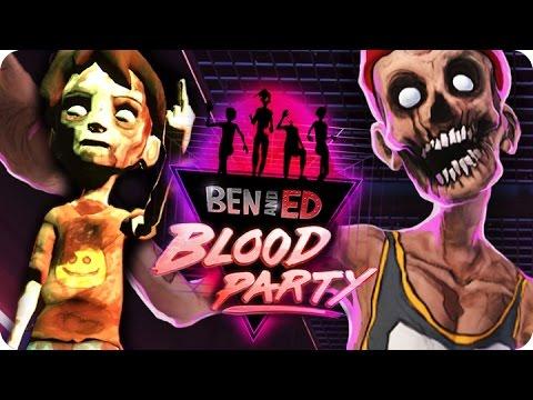"""LA HISTORIA CONTINUA"" | BEN AND ED 2 BLOOD PARTY"