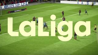 Video Gol Pertandingan Eibar vs Girona FC