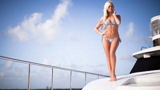 Наш отдых в Хорватии летом 2014! Катание на яхте в Средиземном море!