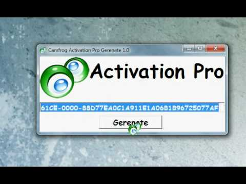 camfrog pro activation code list 2017