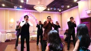 Crazy Funny Indian baby shower dance