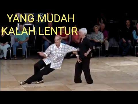 Amazing Lihat Kakek Nenek Ini Dance