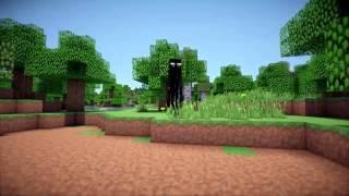 Если бы лава поменялась местами с водой   Minecraft