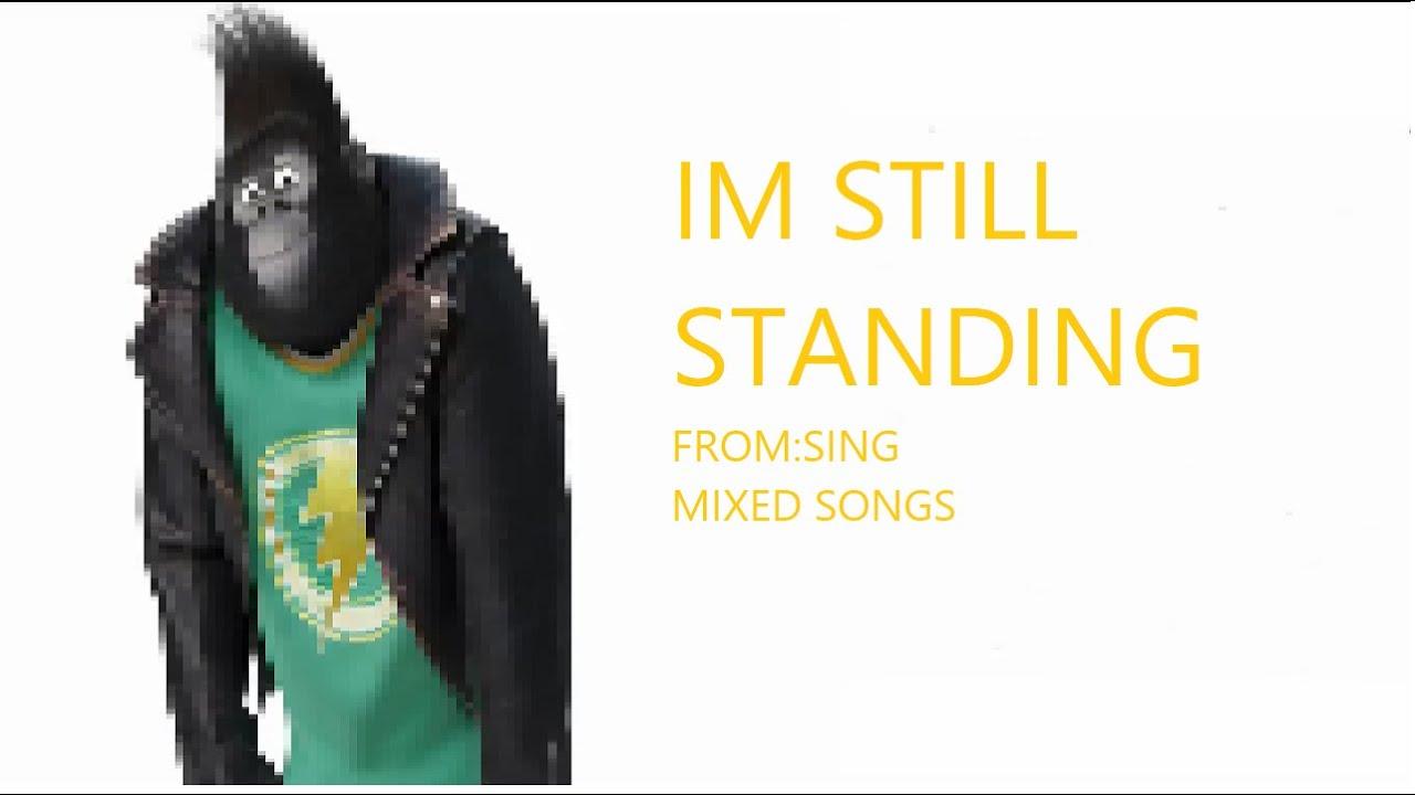 Download I'm Still Standing Taron Egerton Lyrics