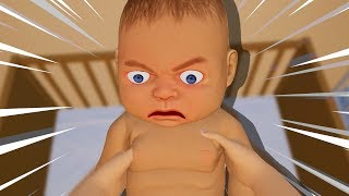 YA BOY IS NOW A MOMMY...this will not end well | Mother Simulator
