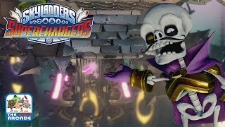 Skylanders SuperChargers - Journey To The Land Of The Undead (Wii U Gameplay) - Part 10