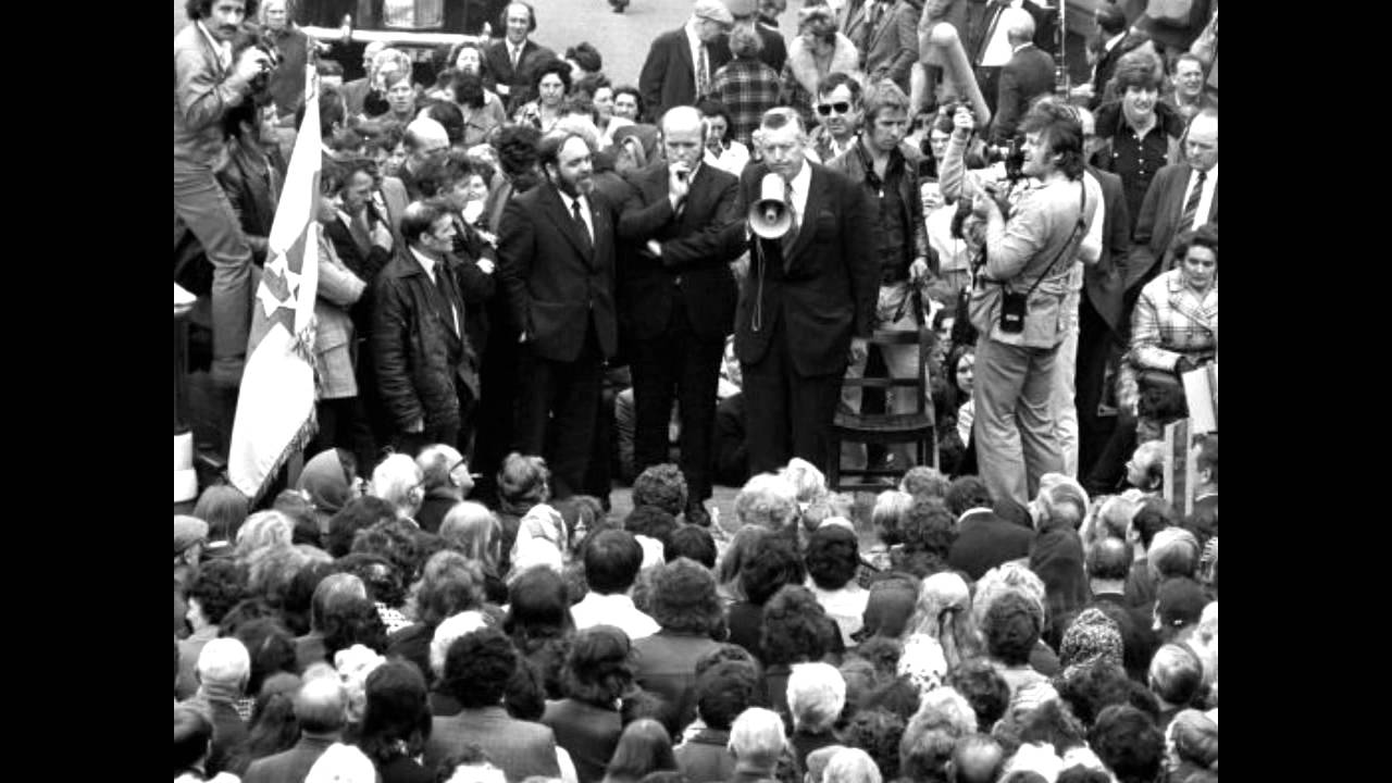 The Troubles From Black Friday To Ulster General Strike Youtube