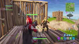 Fortnite gameplay 10 kills    solid ice