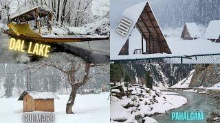 Top 5 winter destinations in Kashmir | Travel video 2019