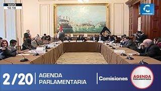Sesión Comisión de Constitución 2 (17/07/19)