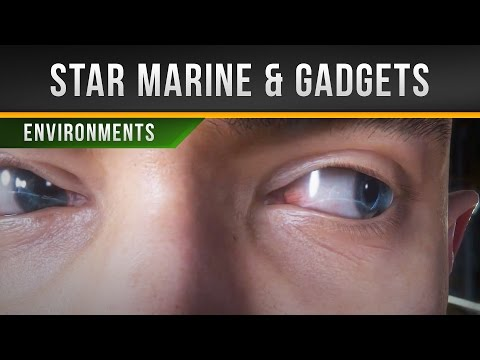 ✖ Star Citizen » Star Marine & Gadgets