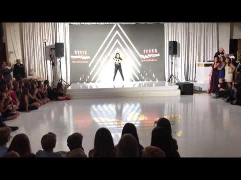 AAE: Maddy Berger's Intro choreo Oct 8 2016