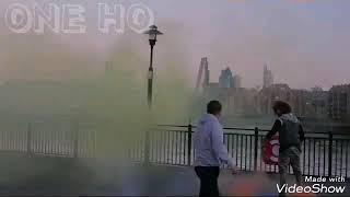 Status wa keren aksi dance bom smoke