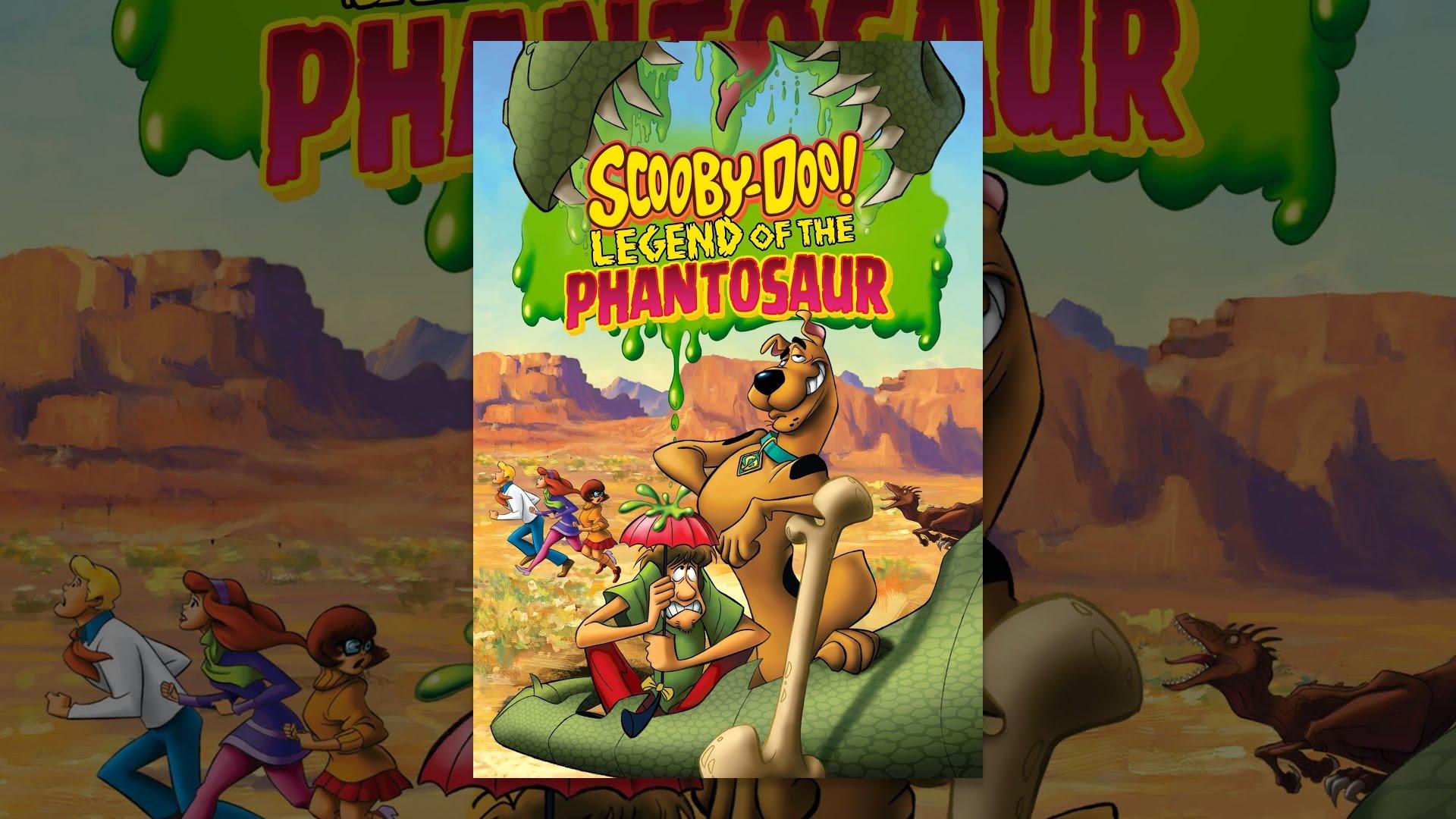 Download Scooby-Doo! Legend of the Phantosaur