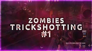 Czarr   Zombies Trickshotting #1 The Return!