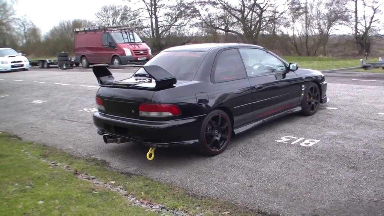 Subaru subaru specs : Subaru Impreza WRX STi Blitz Nur Spec R launch control anti lag on ...