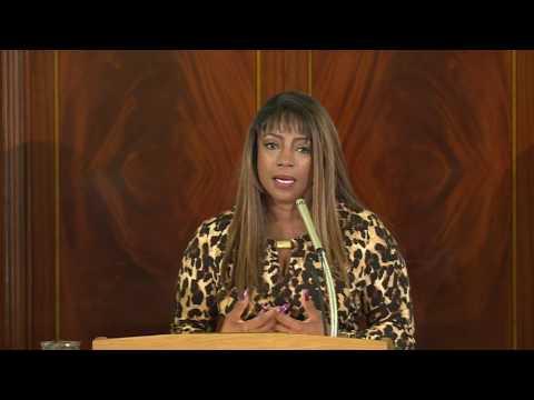 Bern Nadette Stanis on Alzheimer's Disease