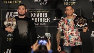 UFC 242: Khabib x Poirier - Campeão x Campeão
