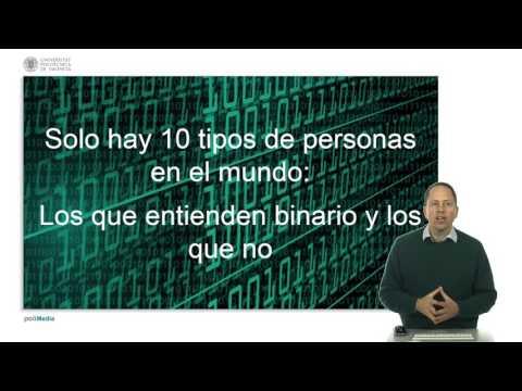 Almacenamiento De Datos Y Su Representación. El Sistema Binario | 24/48 | UPV