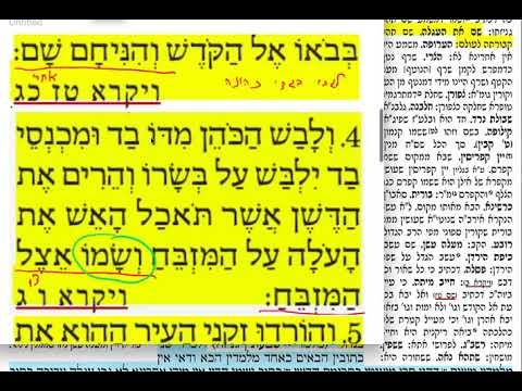 דף יומי כריתות דף ו Daf yomi Kereisus daf 6