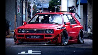 LANCIA DELTA INTEGRALE Top Exhaust Sounds!!!