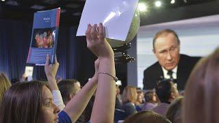 Владимир Путин ответил на вопрос РБК про своих детей(, 2015-12-17T11:45:42.000Z)