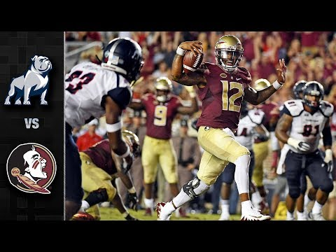 Samford vs. Florida State Football Highlights (2018)