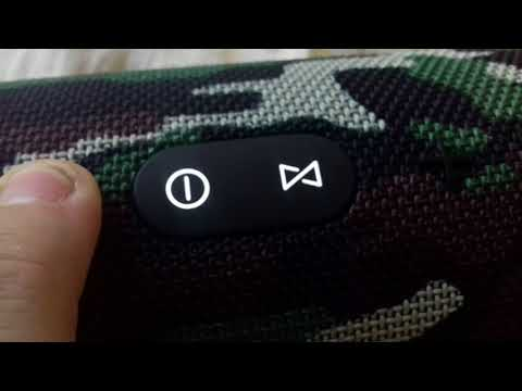 JBL Charge 3 BASS TEST NORMAL MODE vs LOW FREQUENCY MODE