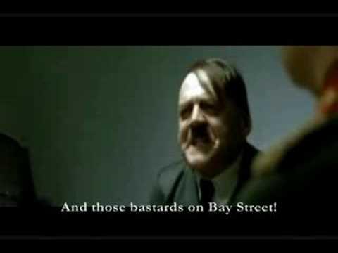 Hitler's reaction to Aurelian buyout