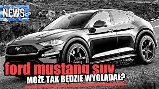 Ford Mustang jako crossover, nowe Subaru Impreza, Mercedes-AMG GLB 35 - #259 NaPoboczu