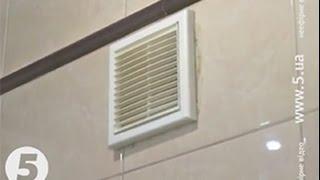 видео Как сделать систему вентиляции в квартире с пластиковыми окнами
