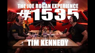 Joe Rogan Experience #1535 - Tim Kennedy