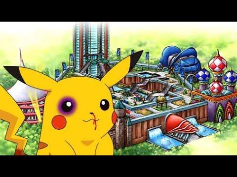 [Bonus] Pokémon Platino Bahía Gresca