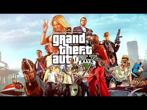 Grand Theft Auto [GTA] V - Parachute Jumps (Parachuting) Music Theme